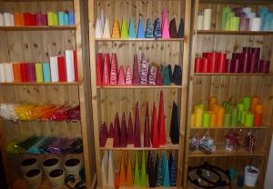 Kerzen Werksverkauf bei Dankerzen.de